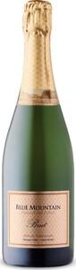 Blue Mountain Gold Label Brut Sparkling, Traditional Method, Okanagan Valley, British Columbia Bottle