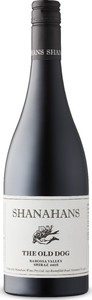 Shanahans The Old Dog Shiraz 2016, Barossa Valley Bottle