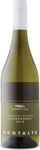 Montalto Pennon Hill Chardonnay 2018, Mornington Peninsula, Victoria Bottle