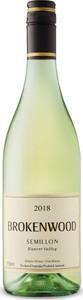 Brokenwood Hunter Valley Sémillon 2018 Bottle