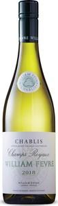 William Fèvre Champs Royaux Chablis 2018, Ac Burgundy Bottle