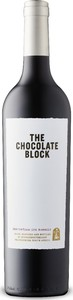 The Chocolate Block 2018, Wo Swartland Bottle