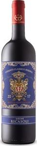 Barone Ricasoli Rocca Guicciarda Riserva Chianti Classico 2017, Docg Tuscany Bottle
