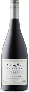 Cono Sur Valley Collection Reserva Especial Pinot Noir 2018, San Antonio Valley Bottle