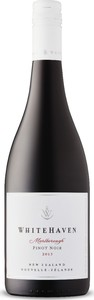 Whitehaven Pinot Noir 2016, Marlborough, South Island Bottle