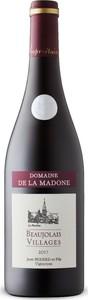 Domaine De La Madone Le Perréon Beaujolais Villages 2018, Ac Bottle