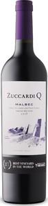 Zuccardi Q Malbec 2018, Uco Valley, Mendoza Bottle