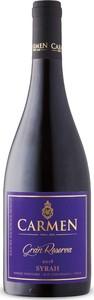Carmen Gran Reserva Syrah 2018, Single Vineyard, Do Bottle