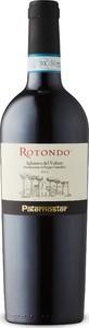 Paternoster Rotondo Aglianico Del Vulture 2015, Doc Bottle
