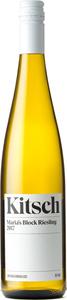 Kitsch Maria's Block Riesling 2018, VQA Okanagan Valley Bottle