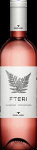 Troupis Fteri Agiorgitiko/Moschofilero Rosé 2018, Igp, Greece Bottle