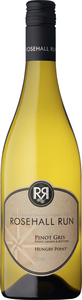 Rosehall Run Hungry Point Pinot Gris 2018, Prince Edward County Bottle
