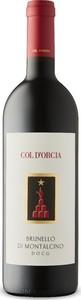 Col D'orcia Brunello Di Montalcino Docg 2000 Bottle
