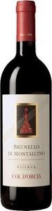 Col D'orcia Brunello Di Montalcino Riserva Docg 1980 Bottle