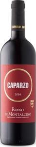 Caparzo Rosso Di Montalcino Doc 2018 Bottle
