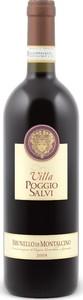 Villa Poggio Salvi Brunello Di Montalcino Docg 2015 Bottle