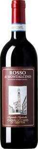 Canalicchio Di Sopra Rosso Di Montalcino Doc 2010 Bottle
