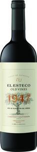 El Esteco 1947 Old Vines Cabernet Sauvignon 2018, Cafayate Valley, Salta Bottle