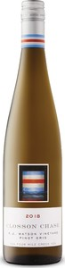 Closson Chase K.J. Watson Vineyard Pinot Gris 2018, VQA Four Mile Creek, Niagara On The Lake Bottle