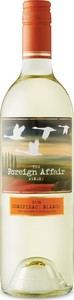 The Foreign Affair Conspiracy Bianco 2018, VQA Niagara Peninsula Bottle