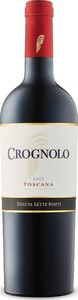 Tenuta Sette Ponti Crognolo 2017, Igt Toscana Bottle