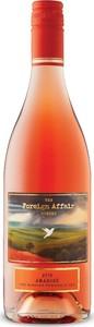 The Foreign Affair Amarose 2019, VQA Niagara Peninsula, Canada Bottle
