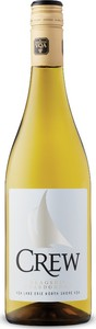 Crew Flagship Chardonnay 2017, VQA Lake Erie North Shore Bottle