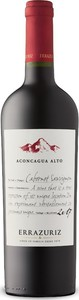 Errazuriz Aconcagua Alto Cabernet Sauvignon 2017, Do, Chile Bottle