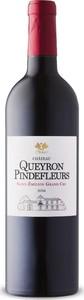 Chãteau Queyron Pindefleurs 2016, Ac Saint Emilion Grand Cru Bottle