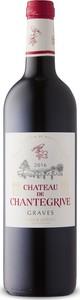 Chãteau De Chantegrive 2016, Ac Graves Bottle
