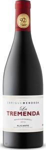 La Tremenda Monastrell 2017, Do Alicante Bottle