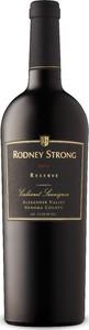 Rodney Strong Reserve Cabernet Sauvignon 2015, Sonoma County, California Bottle