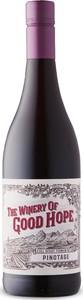 The Winery Of Good Hope Full Berry Fermentation Pinotage 2019, Wo Coastal Region Bottle