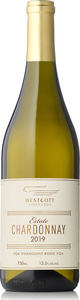 Westcott Estate Chardonnay 2019, VQA Niagara Escarpment, Ontario Bottle