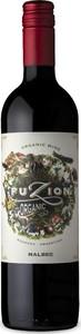 Fuzion Organic Malbec Cabernet Sauvignon 2019 Bottle