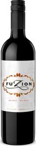 Fuzion Shiraz Malbec 2019 Bottle