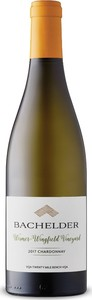 Bachelder Wismer Wingfield Ouest Vineyard Chardonnay 2017, VQA Twenty Mile Bench, Niagara Escarpment, Ontario Bottle