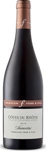 Ferraton Père & Fils Samorëns Côtes Du Rhône 2018, Ac Rhône Bottle