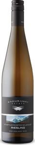 Kahurangi Mount Arthur Reserve Riesling 2017, Nelson, South Island Bottle