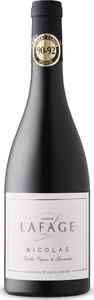 Domaine Lafage Cuvée Nicolas Vieilles Vignes Grenache Noir 2018, Igp Côtes Catalanes, Roussillon Bottle