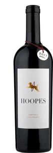 Hoopes Vineyard Cabernet Sauvignon 2014, Napa Valley Bottle