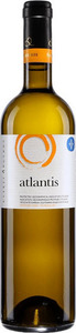Argyros Atlantis 2018, Pgi Cyclades, Santorini Bottle