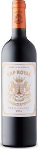 Cap Royal Rouge 2016, Ac Bordeaux Supérieur Bottle