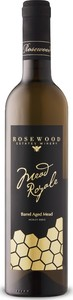 Rosewood Mead Royale Honey Wine 2018, Barrel Aged, Canada (500ml) Bottle