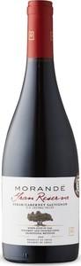 Morande Gran Reserva Syrah/Cabernet Sauvignon 2017, Central Valley Bottle