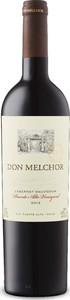 Concha Y Toro Don Melchor Cabernet Sauvignon 2017 Bottle