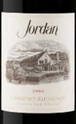 Jordan Cabernet Sauvignon 2013, Alexander Valley, Sonoma County Bottle