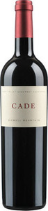 Cade Estate Howell Mountain Cabernet Sauvignon 2014, Napa Valley Bottle