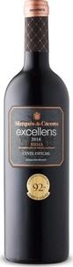 Marqués De Cáceres Excellens Cuvée Especial Crianza 2016, Vegan, Doca Rioja Bottle