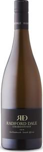 Radford Dale Chardonnay 2018, Wo Stellenbosch Bottle